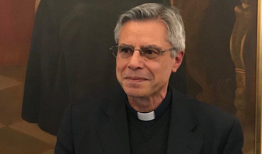 Il monsignore adranita Giuseppe Schillaci, nominato dal papa vescovo di Lamezia Terme