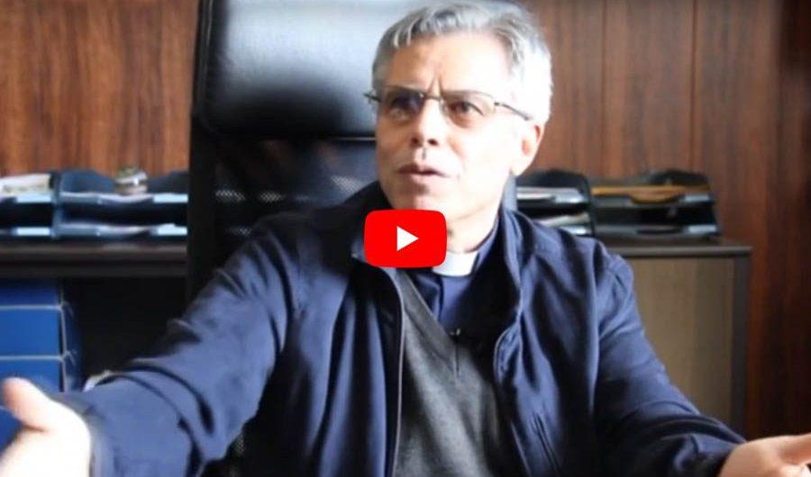 Monsignor Schillaci, neo vescovo di Lamezia, domani tornerà ad Adrano