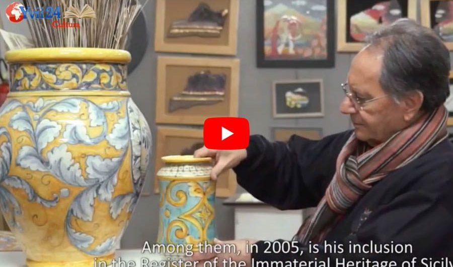 Yvii24 Cultura. Barbaro Messina, la ceramica incontra l'arte