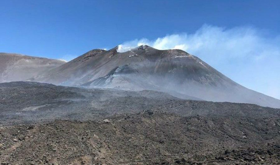 Etna. L'eruzione è già finita