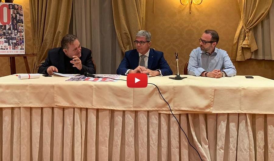 """Santa Maria di Licodia. Premiato Sandro Barbagallo nell'anticipo della """"Torre d'Argento"""""""