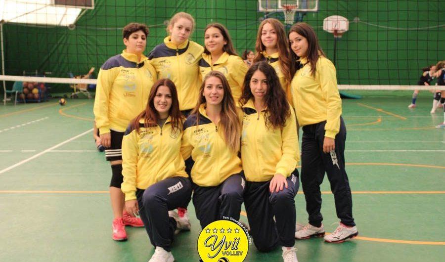 Pallavolo. Ieri l'Open Day dell'Yvii Volley San Giuseppe Adrano