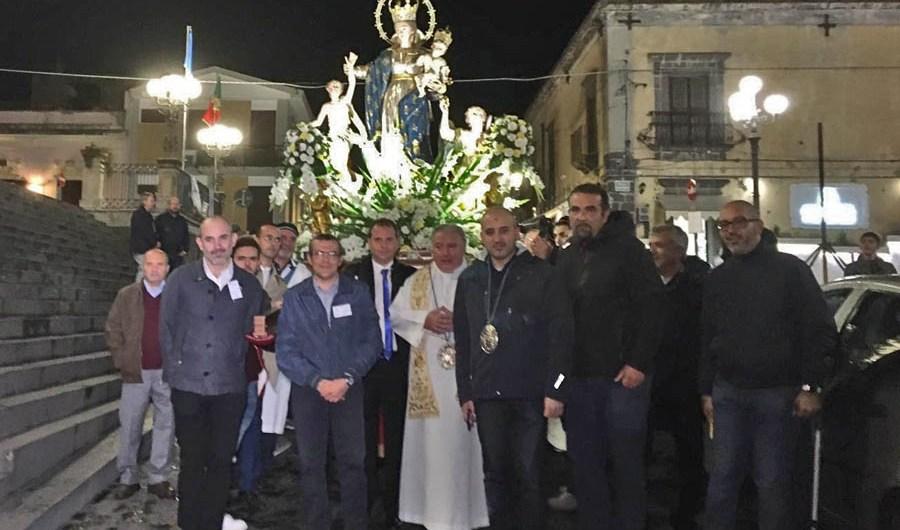 """Belpasso sede dell'apostolato della """"Madonna del Lume"""""""