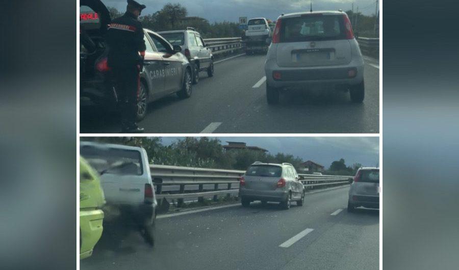 Belpasso. Incidente sulla Ss121 nei pressi di Palazzolo-Giaconia