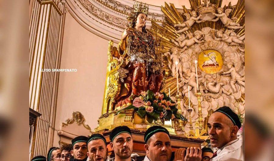 """Belpasso. Premiazione del nono concorso fotografico """"Santa Lucia"""""""