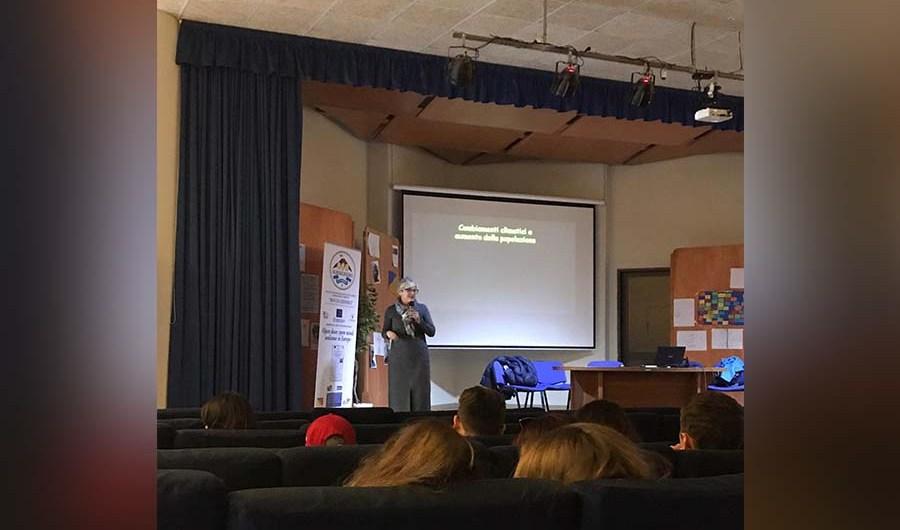 Ipssat Rocco Chinnici. Oggi incontro sulla sicurezza alimentare tenuto dall'Università di Catania