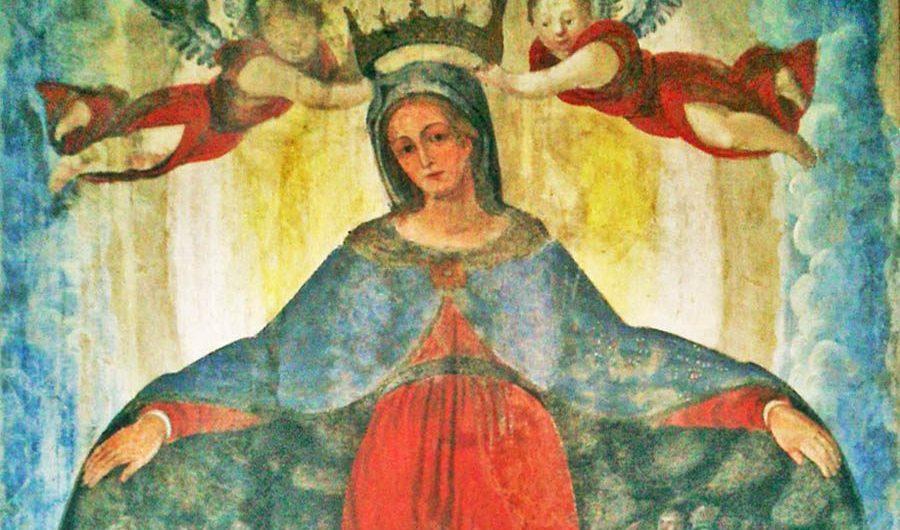 """Paternò. Attribuito a Sofonisba Anguissola il dipinto della """"Madonna del Riparo"""""""