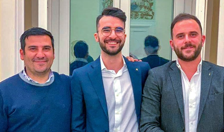 Catania. Salvo Lombardo presidente dell'Associazione Nazionale Giovani Agricoltori, subentra a Giosuè Arcoria