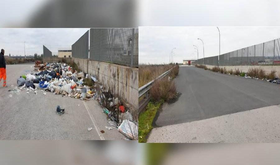 Belpasso. L'Irsap ha bonificato dai rifiuti la zona industriale di Piano Tavola