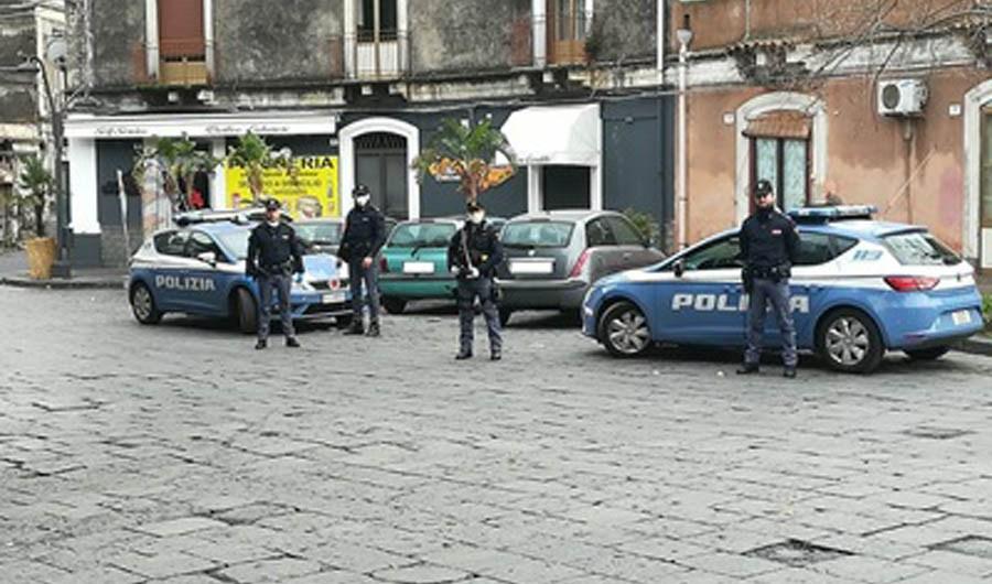 """Catania e provincia, Covid-19 denunciate 46 persone. Due giovani di Paternò prendevano """"aria"""" a Librino"""