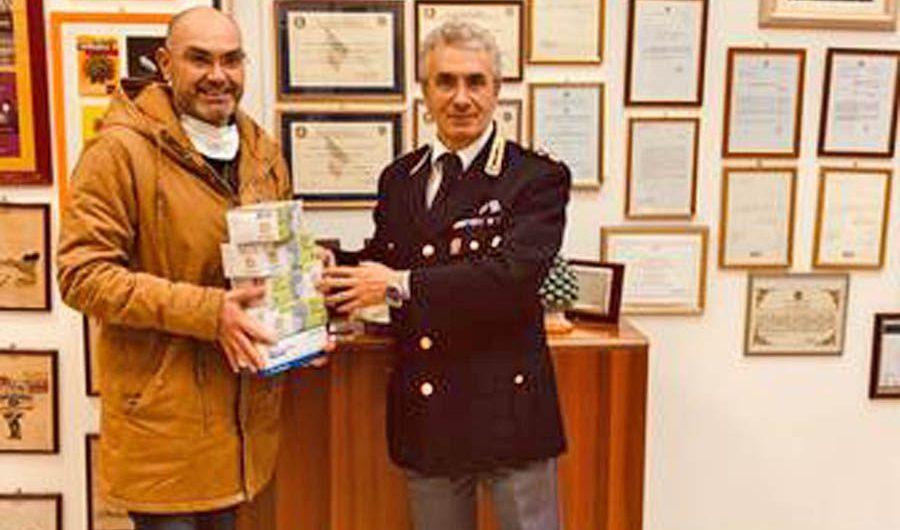 """Catania, donate mascherine protettive agli agenti delle """"Volanti"""""""