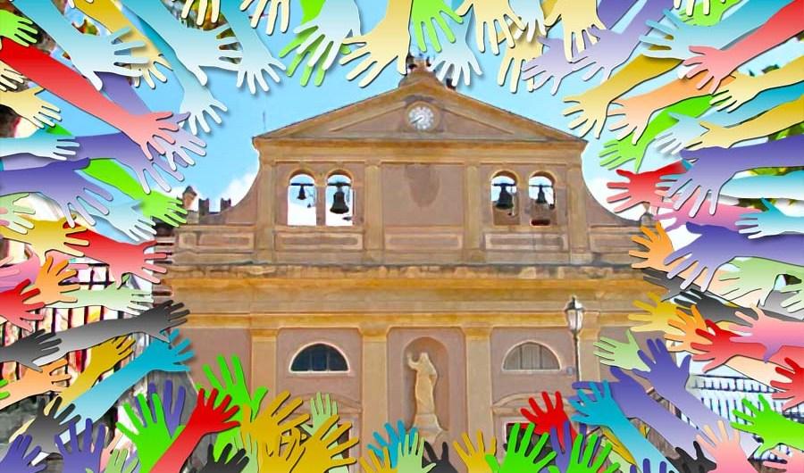 Santa Maria di Licodia. La ristorazione al fianco della raccolta alimentare