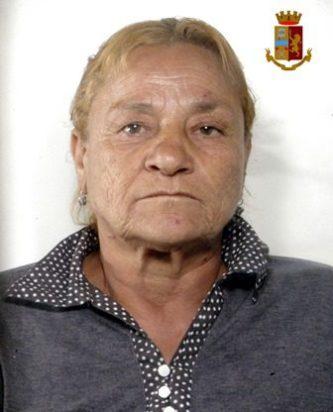 D'AMICO Fortunata nata a Sommatino il 18-01-1957