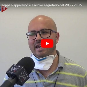 Biancavilla. Giuseppe Pappalardo eletto segretario del Pd