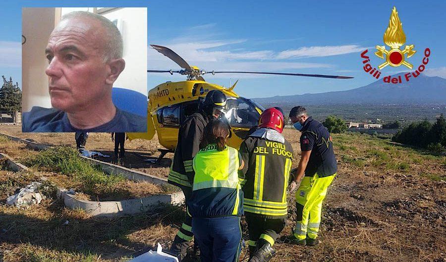 Incidente sulla provinciale 134 del 19 agosto, morto il motociclista rimasto gravemente ferito