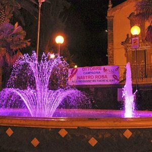 """Monumenti """"rosa"""" in provincia di Catania: LILT in campo per la prevenzione del tumore al seno"""