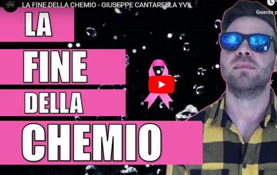 """""""La fine della chemio"""", Giuseppe Cantarella interpreta un inno alla vita"""