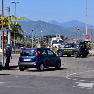 Catania e provincia: controlli anticovid, 8 sanzioni