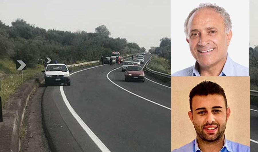 Statale 284, Villari e Petralia (Pd): «Ministro Provenzano seguirà iter raddoppio»
