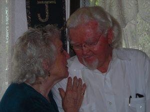 Yvonne and Husband