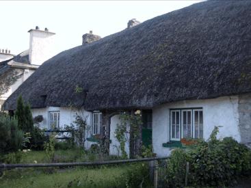Cottage in Ireland