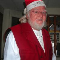 John at christmas
