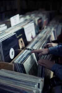 record flip