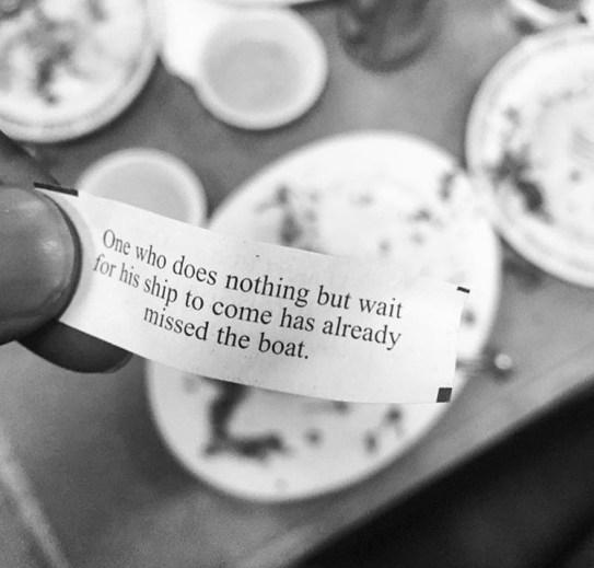 ship wait