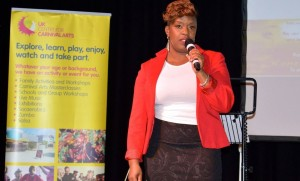 Yvonne Michéle Transformational Speaker Luton