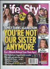 Life & Style Magazine about Mariah Carey