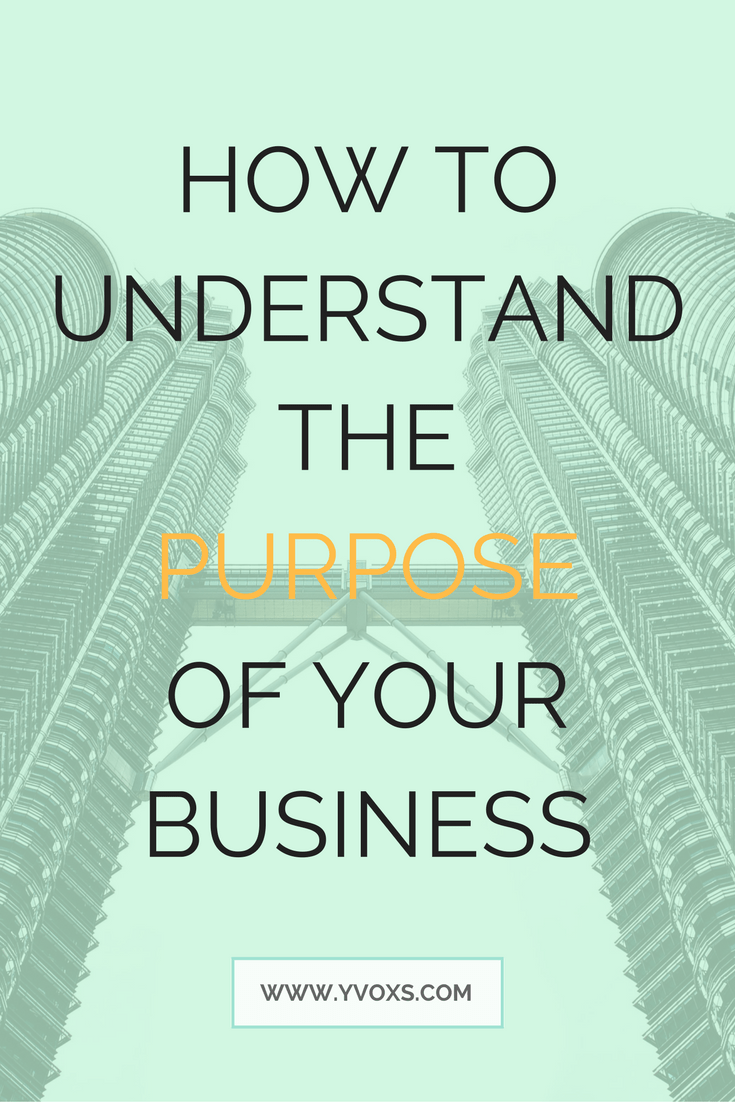 Businesses that have a clear purpose and direction are so much more likely to succeed, as it helps build their image and connection with the right market. Do you know what your business purpose is? #business #smallbusiness #businesstips #marketing #onlinebusiness #blogger