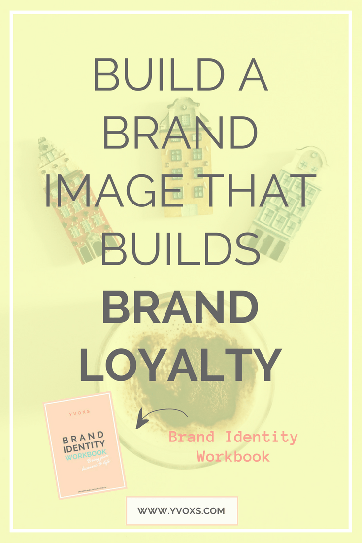 To create brand loyalty from your customers, you first need to have a brand image and message that they resonate with. And to have a strong brand image and message, you first need to know what your business is all about.