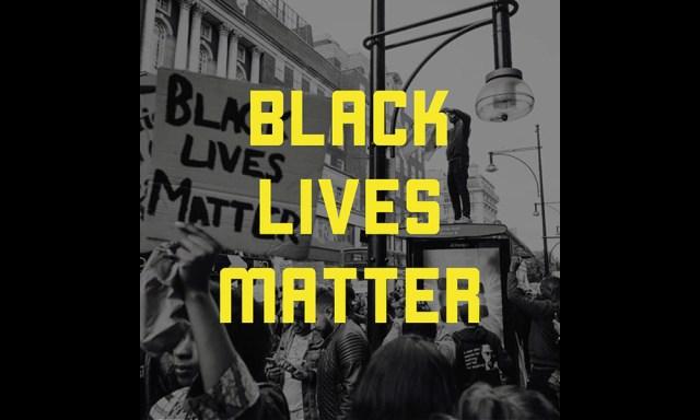 Black Lives Matter logo courtesy of Black Lives Matter