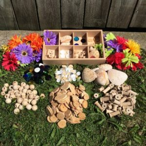 Using Loose Parts to Spark Creativity