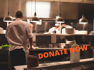 DONATE NOW to the Winnebago County Restaurant Workers' Relief Fund