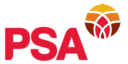 PSA union logo