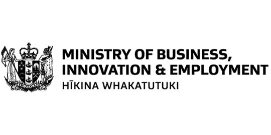 MBIE logo