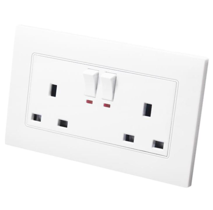 China UK Wall Switch Socket Manufacturers, Suppliers