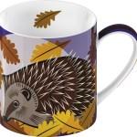 Wildlife Trust Hedgehog Mug