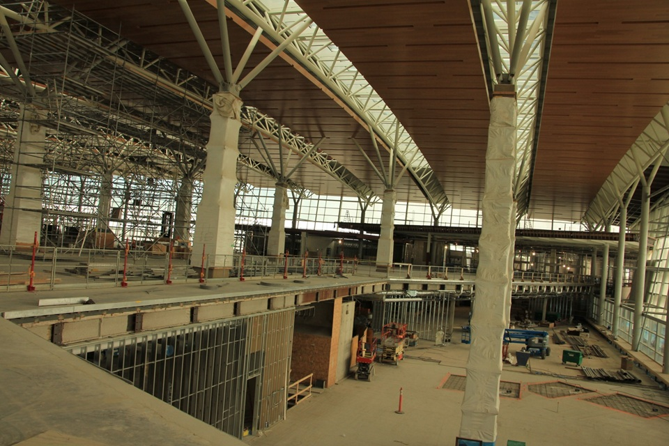 YYC  CALGARY AIRPORT AUTHORITY  New International Terminal