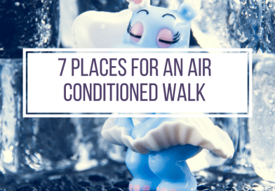 7 Places for an Air Conditioned Walk