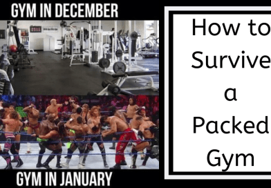 How to Survive a Packed Gym