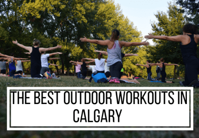 The Best Outdoor Workouts in Calgary