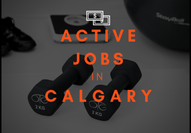 Active Part Time Jobs in Calgary