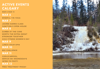 Active Events in Calgary March 6-March 13