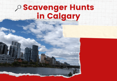 The Hunt Is On In Calgary