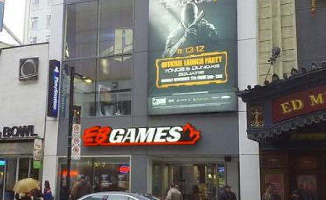 Eb Games Yonge Dundas Toronto Hours Phone Video Games