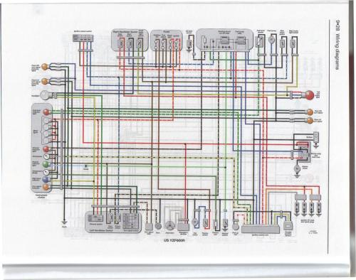 small resolution of yzf600r wiring diagram