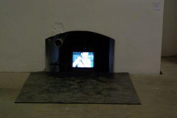Videoinstallation von Marco Schuler