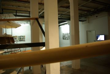 Installation von Jürgen Oschwald